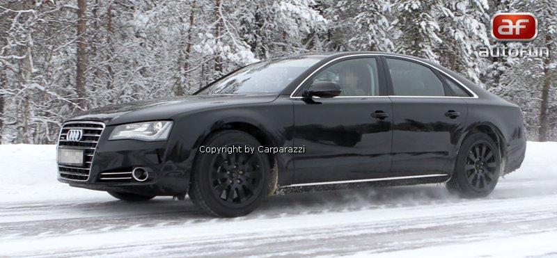 Spy Photos: Audi S8 bez maskování!: - fotka 3