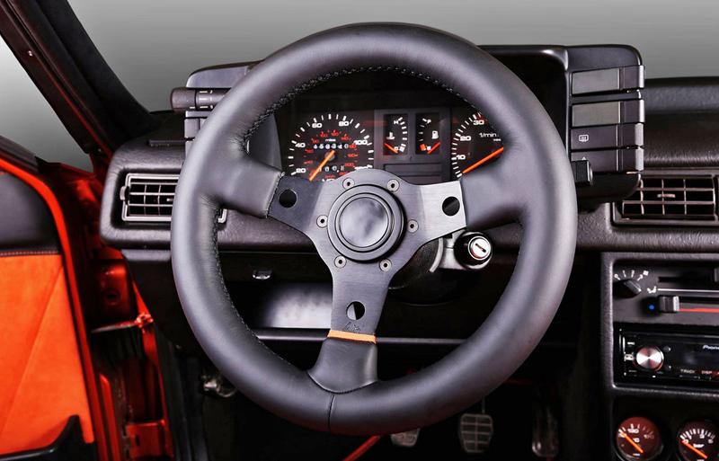 Audi Coupé (B2): Osmdesátková klasika s interiérem od Carbon Motors: - fotka 1