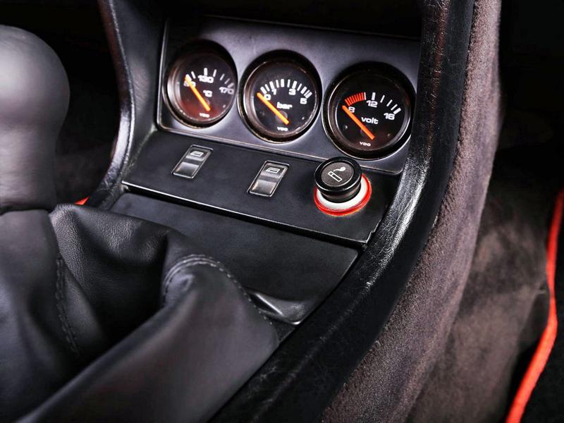 Audi Coupé (B2): Osmdesátková klasika s interiérem od Carbon Motors: - fotka 6