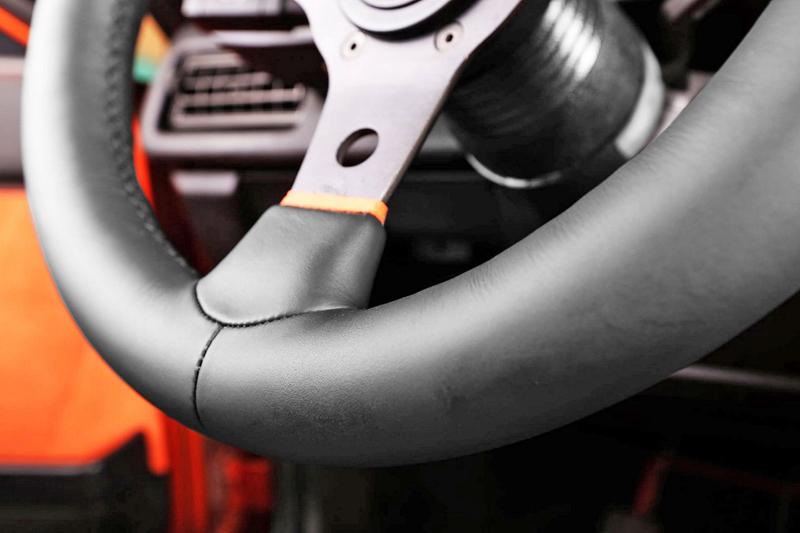 Audi Coupé (B2): Osmdesátková klasika s interiérem od Carbon Motors: - fotka 7