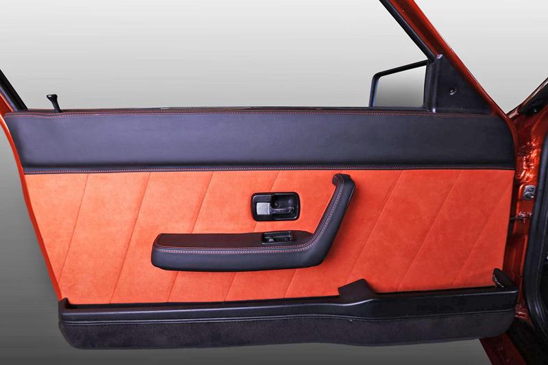 Audi Coupé (B2): Osmdesátková klasika s interiérem od Carbon Motors: - fotka 9
