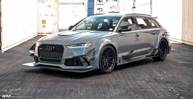 Audi RS 6 Avant chce být závodníkem v DTM: - fotka 3