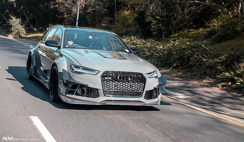 Audi RS 6 Avant chce být závodníkem v DTM: - fotka 6