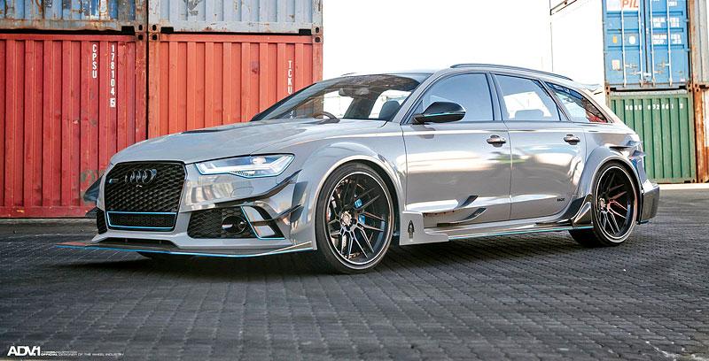 Audi RS 6 Avant chce být závodníkem v DTM: - fotka 7