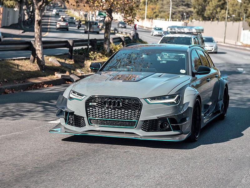 Audi RS 6 Avant chce být závodníkem v DTM: - fotka 8