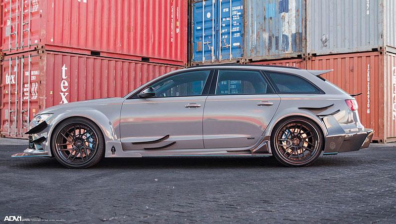 Audi RS 6 Avant chce být závodníkem v DTM: - fotka 9