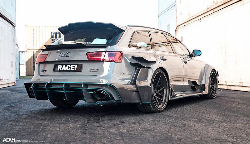 Audi RS 6 Avant chce být závodníkem v DTM: - fotka 11