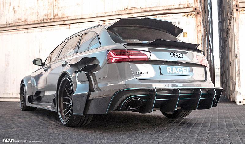 Audi RS 6 Avant chce být závodníkem v DTM: - fotka 12