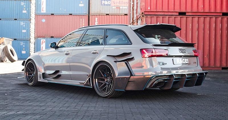 Audi RS 6 Avant chce být závodníkem v DTM: - fotka 14