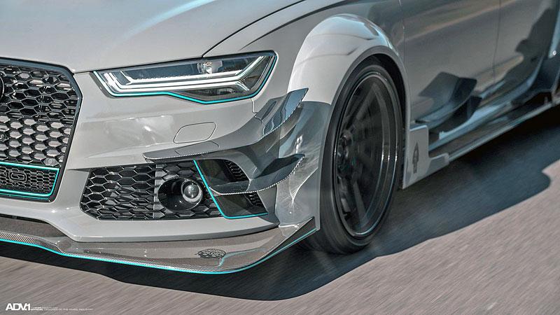 Audi RS 6 Avant chce být závodníkem v DTM: - fotka 24