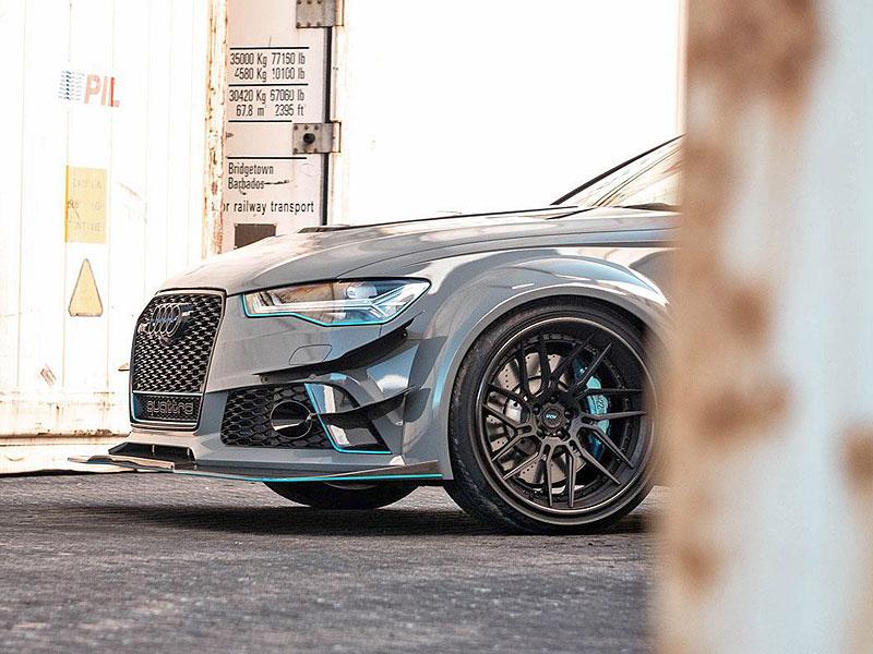 Audi RS 6 Avant chce být závodníkem v DTM: - fotka 25