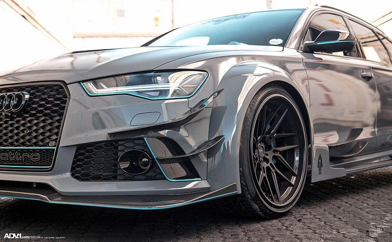 Audi RS 6 Avant chce být závodníkem v DTM: - fotka 26