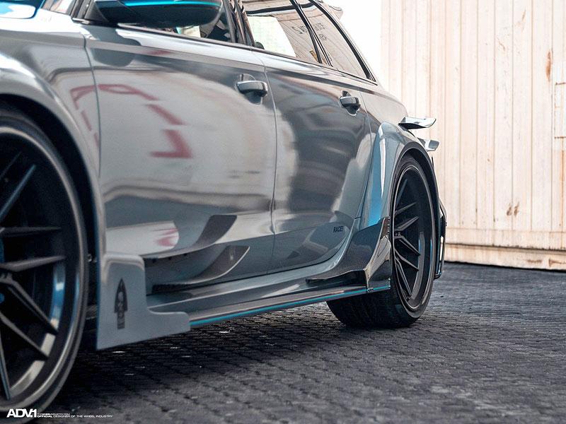 Audi RS 6 Avant chce být závodníkem v DTM: - fotka 27