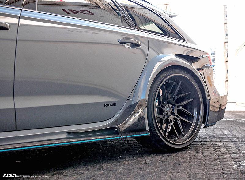 Audi RS 6 Avant chce být závodníkem v DTM: - fotka 28