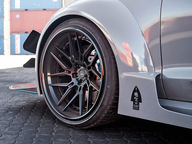 Audi RS 6 Avant chce být závodníkem v DTM: - fotka 30