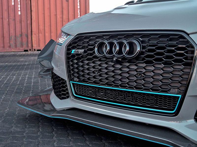 Audi RS 6 Avant chce být závodníkem v DTM: - fotka 32
