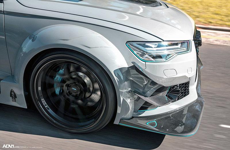 Audi RS 6 Avant chce být závodníkem v DTM: - fotka 35