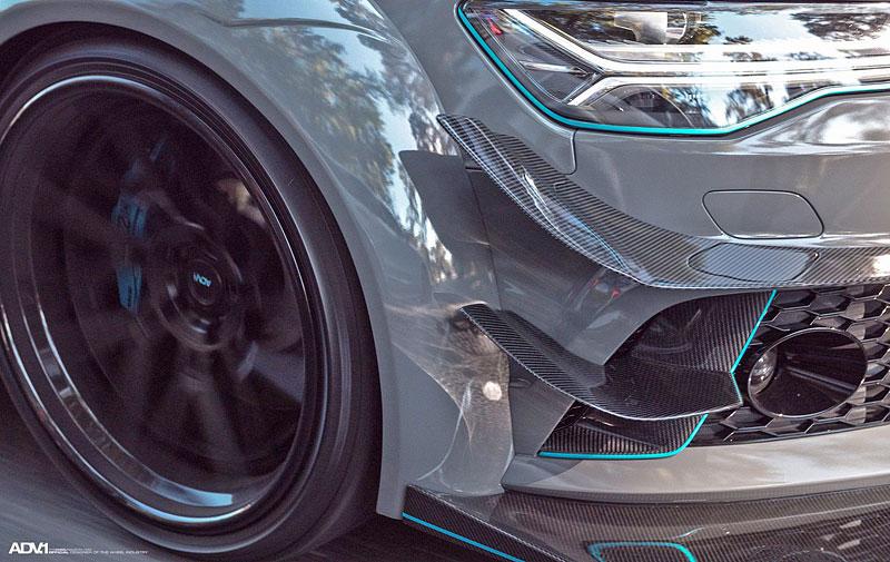 Audi RS 6 Avant chce být závodníkem v DTM: - fotka 36