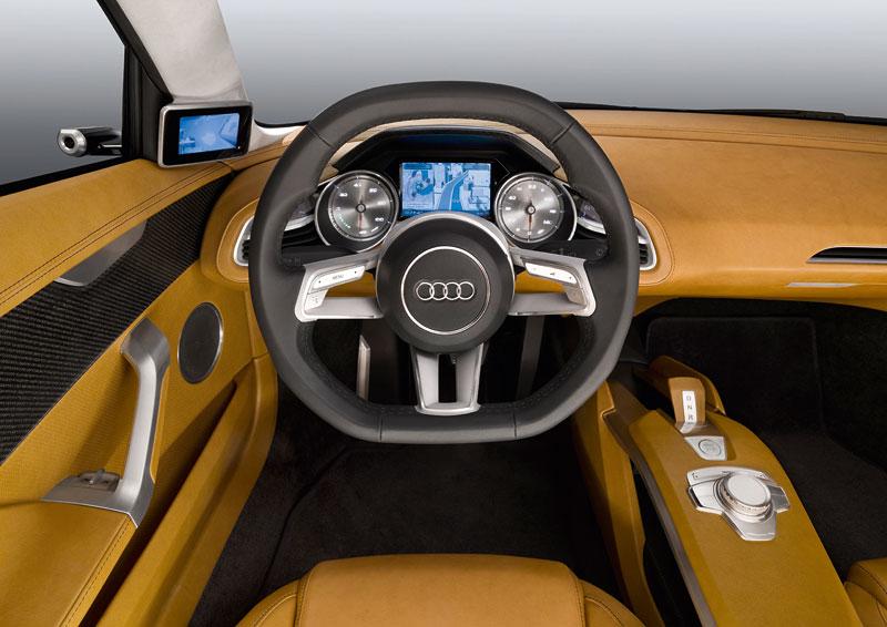 Audi e-tron: známé jméno a nový koncept: - fotka 1
