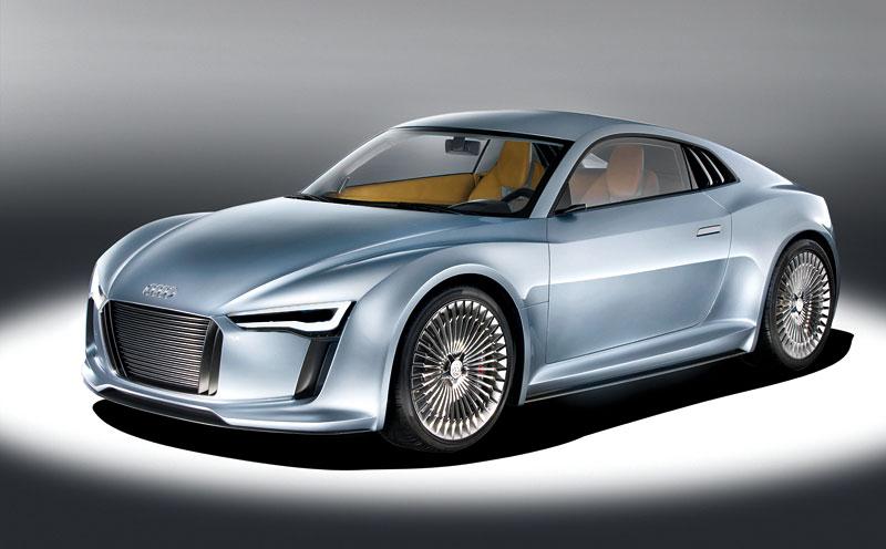 Audi e-tron: známé jméno a nový koncept: - fotka 6