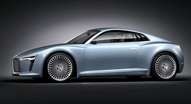 Audi e-tron: známé jméno a nový koncept: - fotka 7