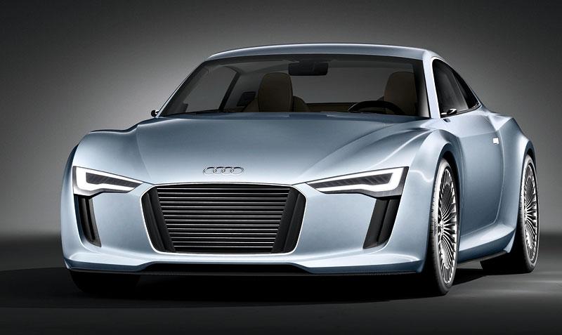 Audi e-tron: známé jméno a nový koncept: - fotka 8