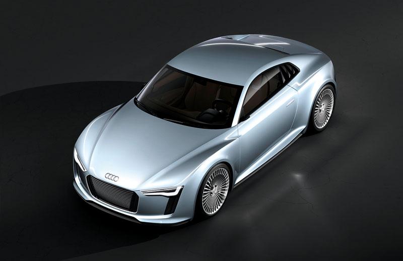 Audi e-tron: známé jméno a nový koncept: - fotka 9