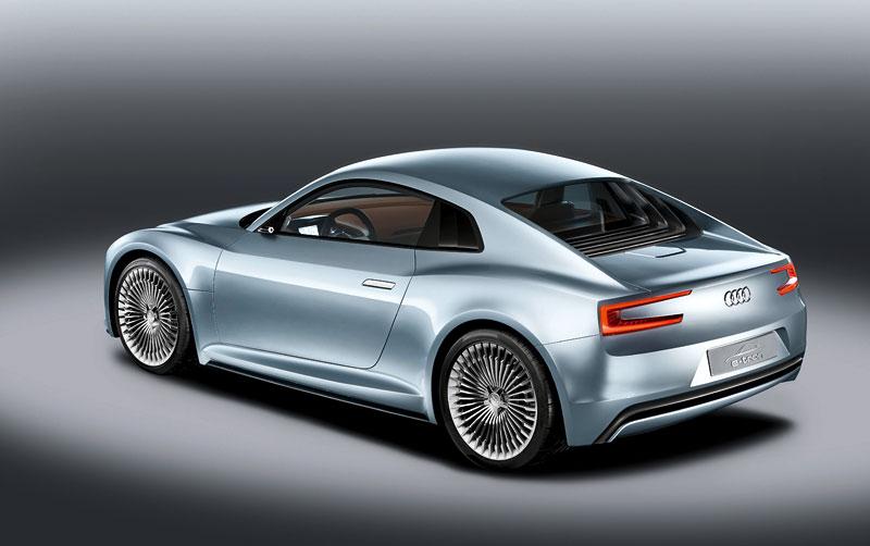 Audi e-tron: známé jméno a nový koncept: - fotka 12