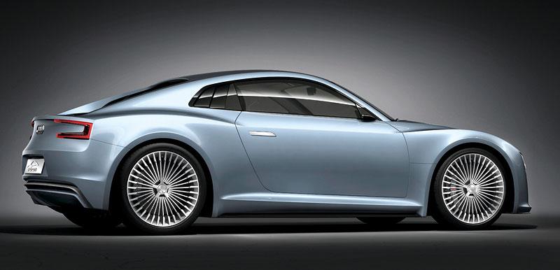 Audi e-tron: známé jméno a nový koncept: - fotka 13
