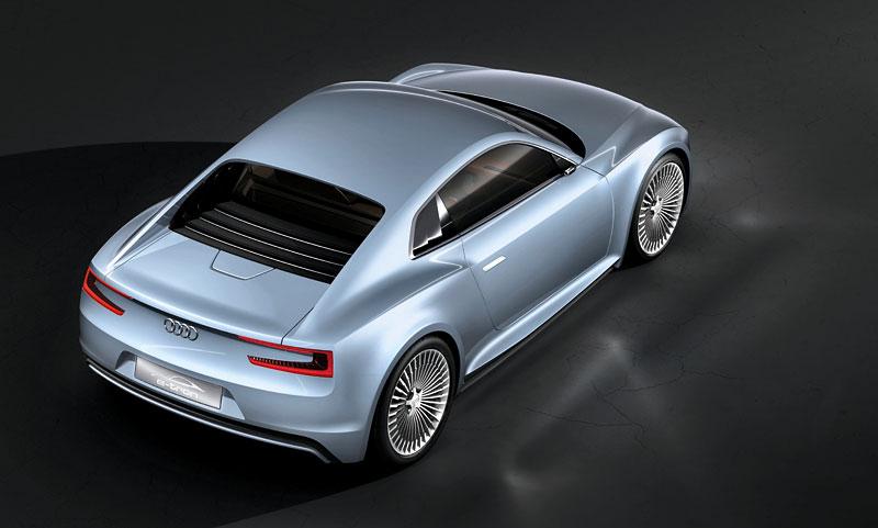 Audi e-tron: známé jméno a nový koncept: - fotka 14