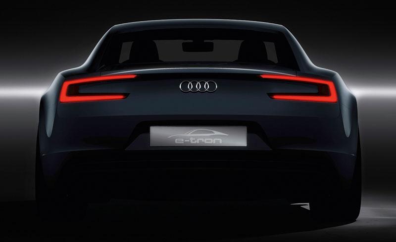 Audi e-tron: známé jméno a nový koncept: - fotka 16