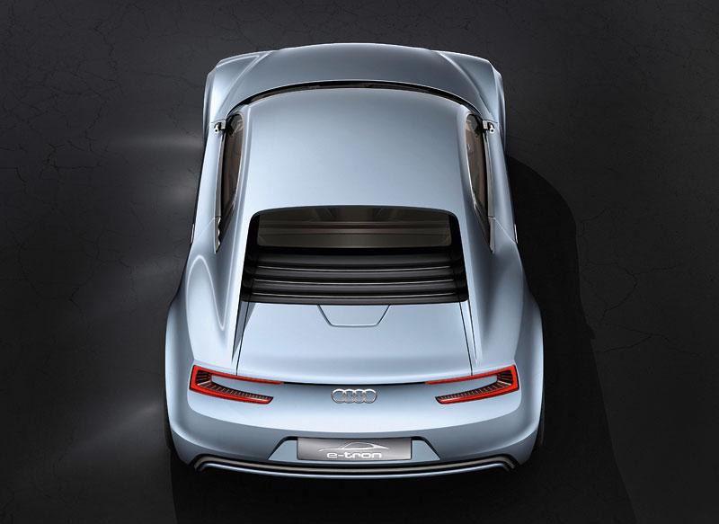 Audi e-tron: známé jméno a nový koncept: - fotka 17