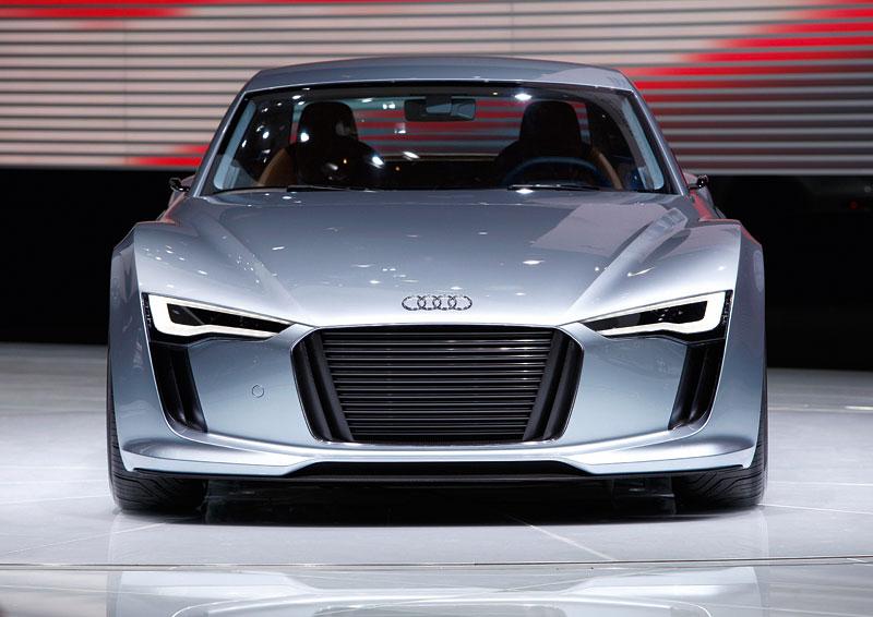 Audi e-tron: známé jméno a nový koncept: - fotka 21
