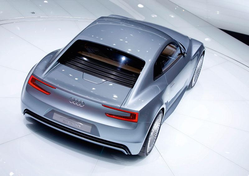 Audi e-tron: známé jméno a nový koncept: - fotka 23