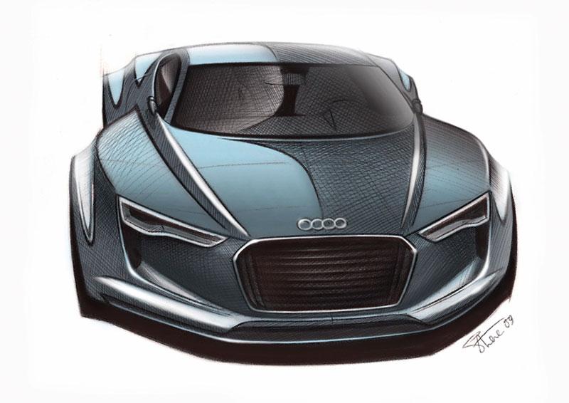 Audi e-tron: známé jméno a nový koncept: - fotka 26
