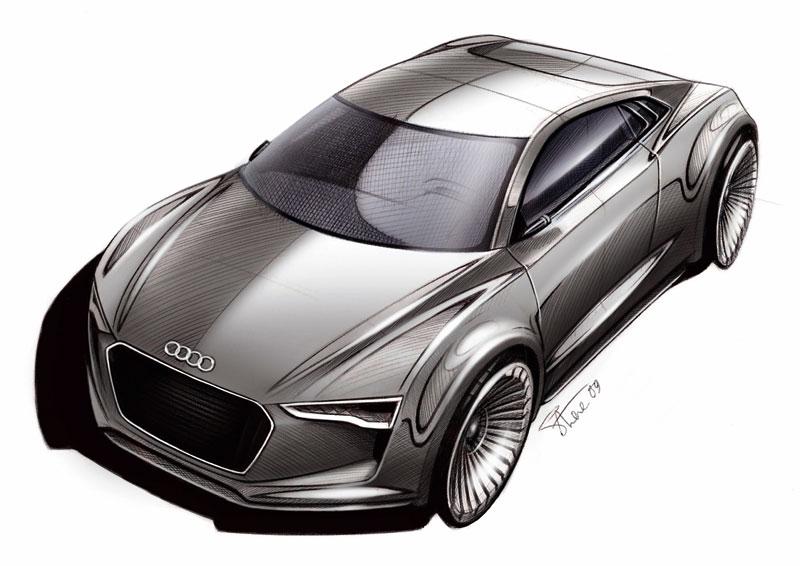 Audi e-tron: známé jméno a nový koncept: - fotka 27