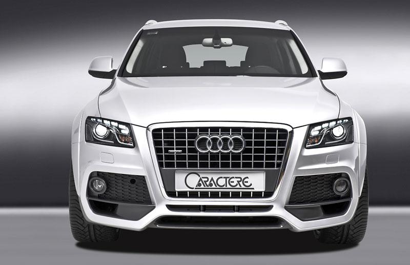 Audi Q5: Drsný výraz od Caractere Automobile: - fotka 1