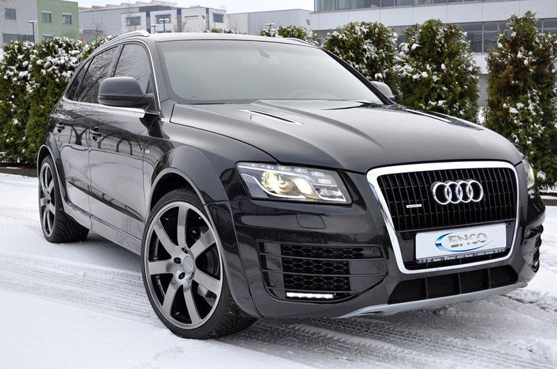 Audi Q5: body kit od ENCO Exclusive: - fotka 5
