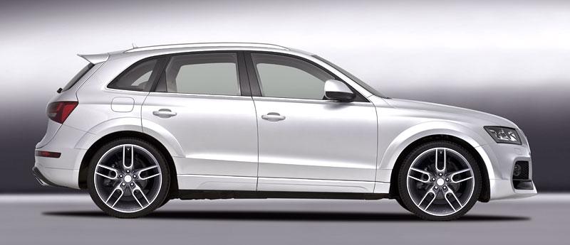 Audi Q5: Drsný výraz od Caractere Automobile: - fotka 3