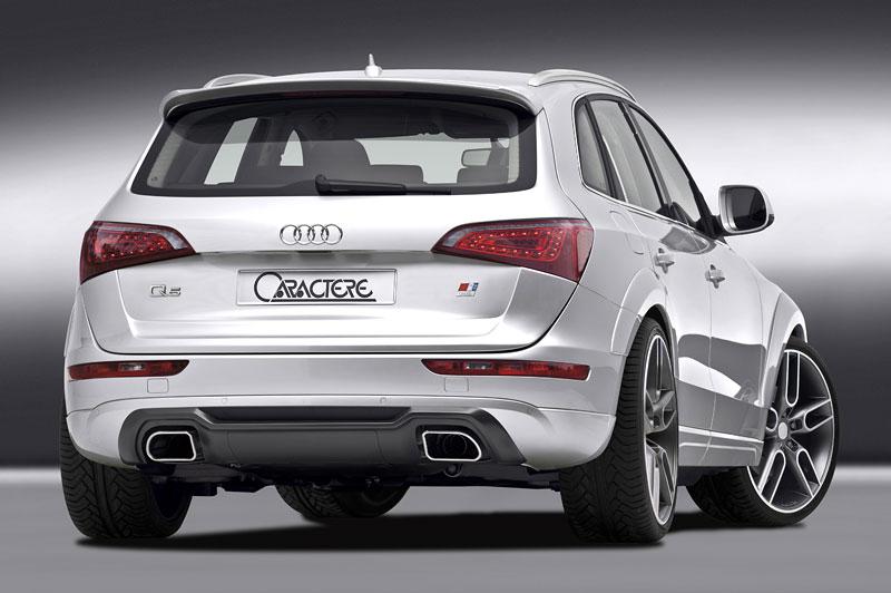 Audi Q5: Drsný výraz od Caractere Automobile: - fotka 4