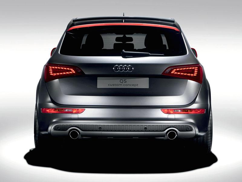 Audi plánuje