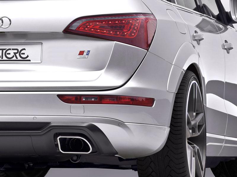 Audi Q5: Drsný výraz od Caractere Automobile: - fotka 5