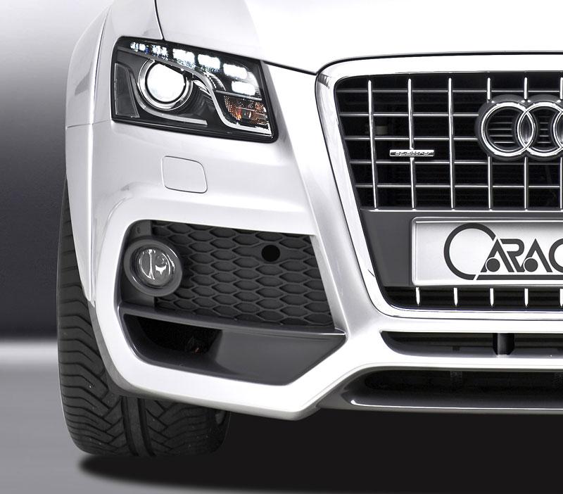 Audi Q5: Drsný výraz od Caractere Automobile: - fotka 7