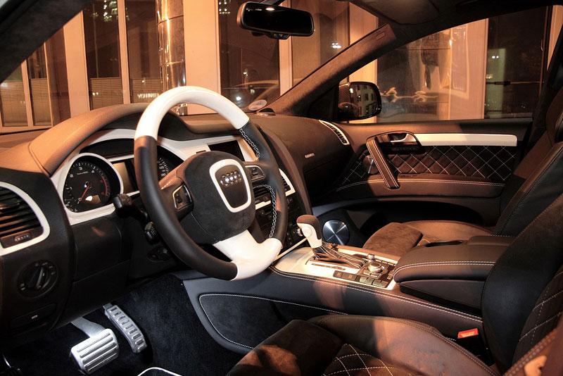 550koňové Audi Q7 V12 TDI od Anderson Germany: - fotka 1