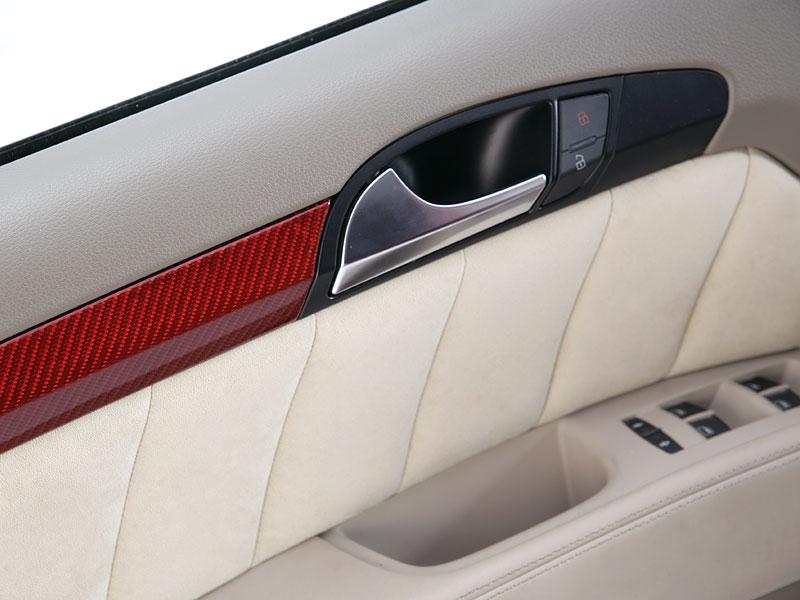 Audi Q7 Street Rocket: více výkonu a sada spoilerů od JE Design: - fotka 4