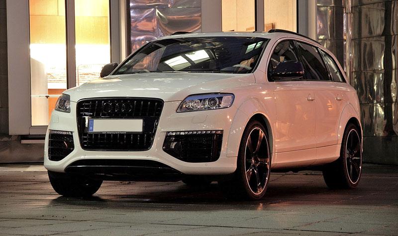 550koňové Audi Q7 V12 TDI od Anderson Germany: - fotka 4