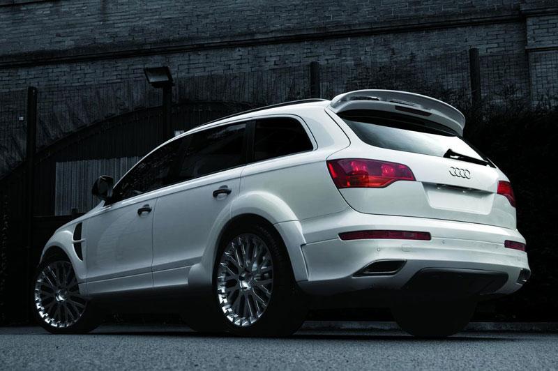 Audi Q7: Exkluzivní vzhled od  Project Kahn: - fotka 3