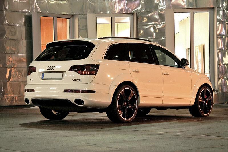 550koňové Audi Q7 V12 TDI od Anderson Germany: - fotka 6