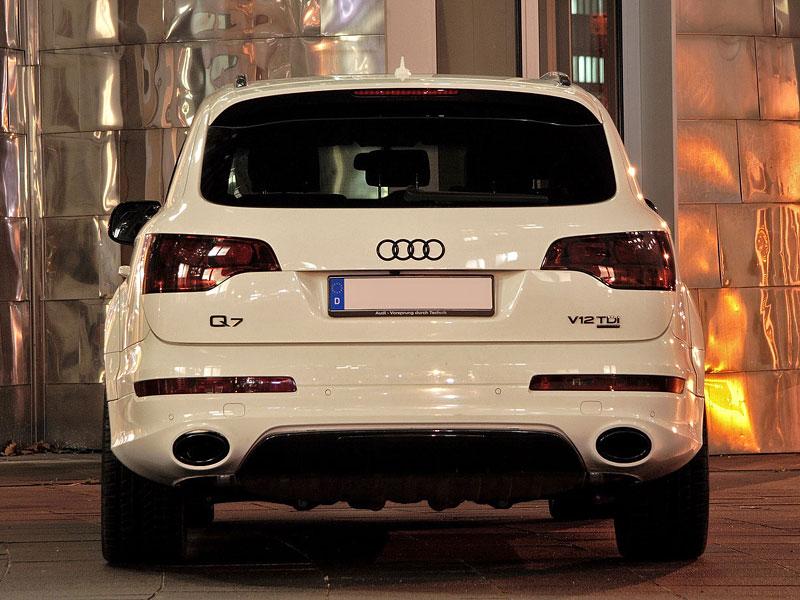 550koňové Audi Q7 V12 TDI od Anderson Germany: - fotka 7