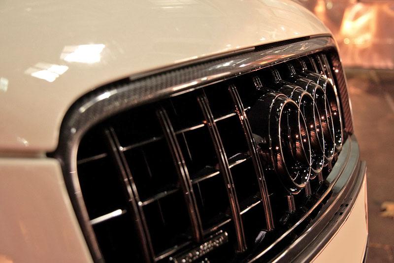 550koňové Audi Q7 V12 TDI od Anderson Germany: - fotka 9